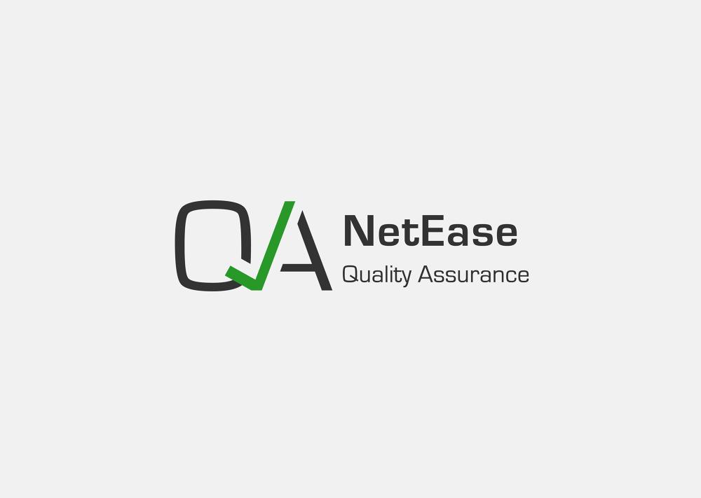 Netease Quality Assurance logo - YAOYIN'S DESIGN  Netease Quality...